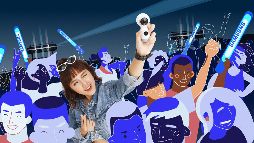 Samsung S8 – Ecos System