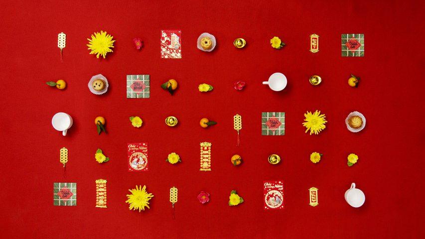Kinh Đô – Rộn ràng nhịp tết