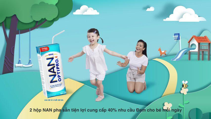 NAN Nestle – Summer & Back to school